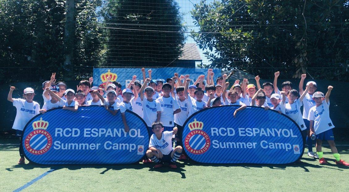 夏季キャンプ2021